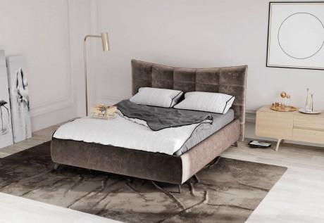 מיטה מרופדת ליז
